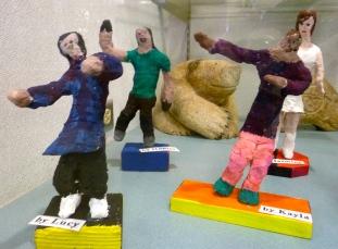 Atuq- Eskimo Dancers