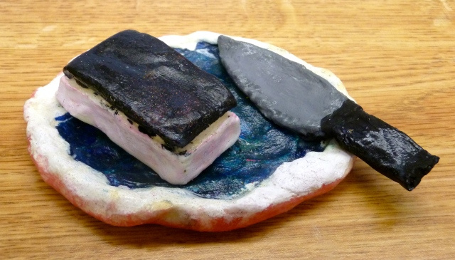 Mangtak (Whale skin and blubber)